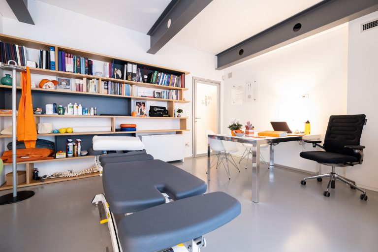 Movita fisioterapia osteopatia Udine studio 2
