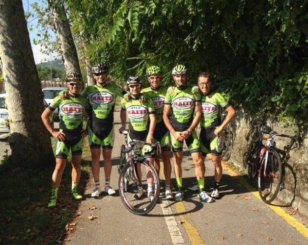 Movita fisioterapia osteopatia al Giro ciclistico Internazionale del Friuli 10-11 Agosto 2013_2
