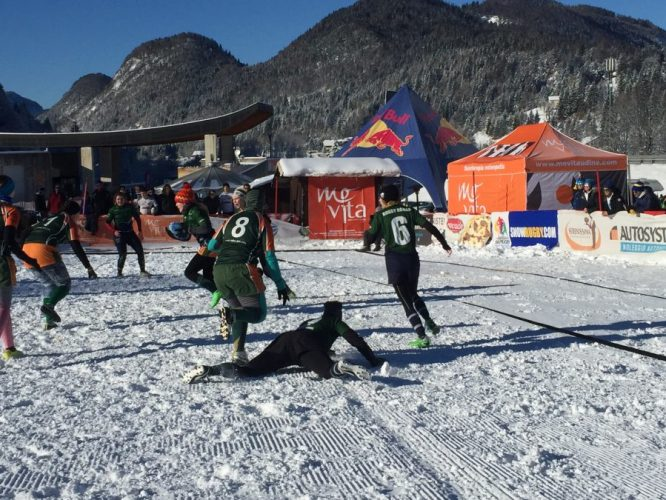 2017 gennaio 14-15 movita fisioterapia osteopatia udine snowrugby tarvisio campo pitch n 10