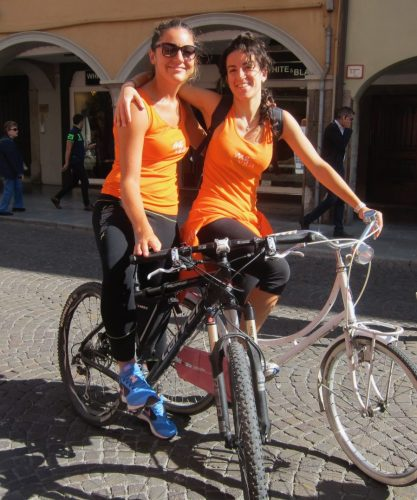 Movita fisioterapia osteopatia alla Maratonina Città di Udine 2013_5