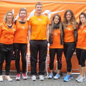 Movita fisioterapia osteopatia alla Maratonina Città di Udine 2013_3