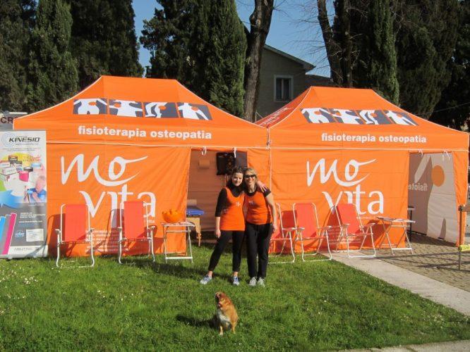 Movita fisioterapia osteopatia Udine all'Unesco Cities Marathon 2014_2