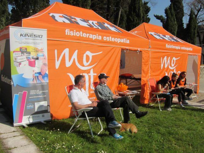 Movita fisioterapia osteopatia Udine all'Unesco Cities Marathon 2014_3