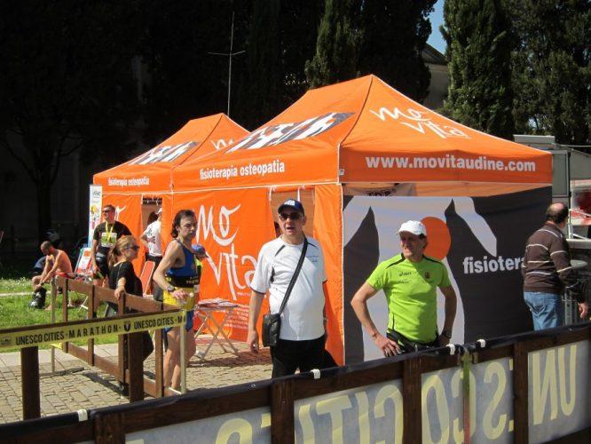 Movita fisioterapia osteopatia Udine all'Unesco Cities Marathon 2014_5