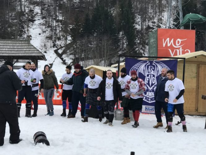 Movita Udine al Snow Rugby 2018