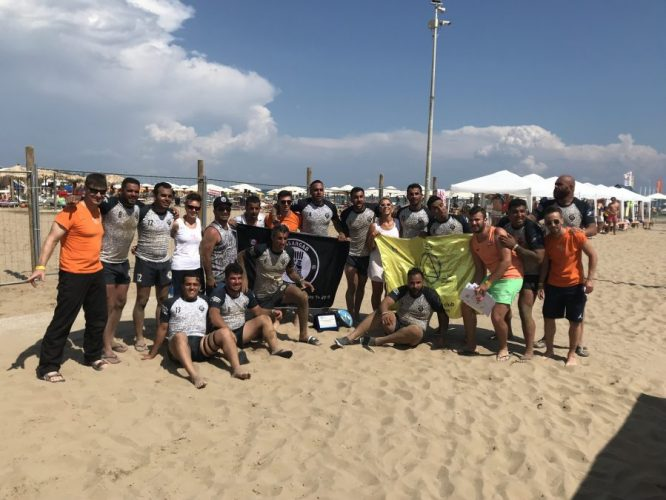 Movita Udine al Beach Rugby 2018_2