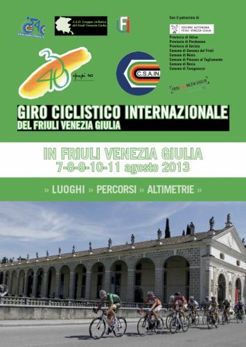 Giro ciclistico Internazionale del Friuli 10-11 Agosto 2013 Movita Udine_7