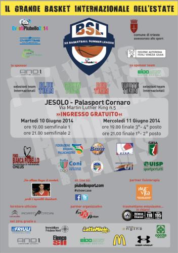 Movita Udine al XII BASKETBALL SUMMER LEAGUE TRIESTE_8