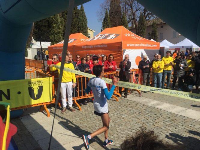 Movita Udine a Unesco Marathon 2018_2
